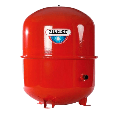 Круглый Расширительный бак Zilmet на 105 литров | Интернет-магазин трансформаторного оборудования