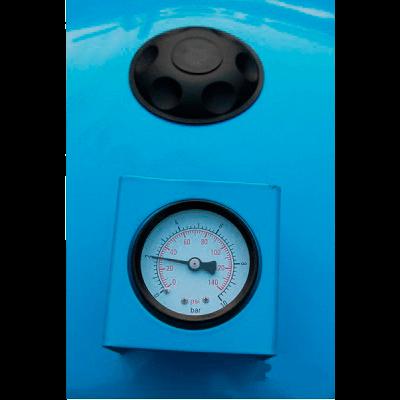 Гидроаккумулятор с Манометром 100 литров | Интернет-магазин трансформаторного оборудования